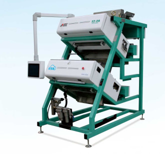 RGB Technology Tea Color Sorter Machine For High Specification Color Sorting