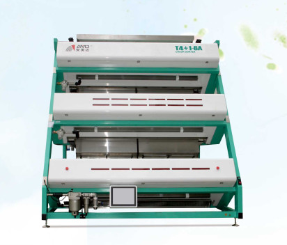 Fully Automatic Tea Color Sorter Machine With Intelligent LED Control System